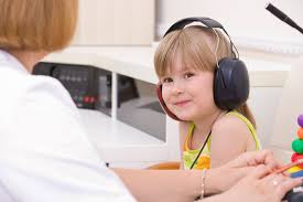 audiology child